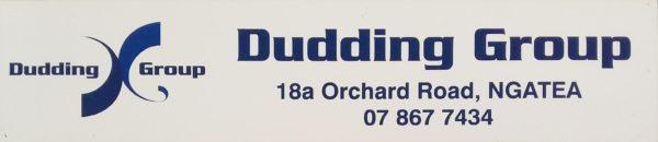 Dudding