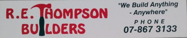 RE Thompson